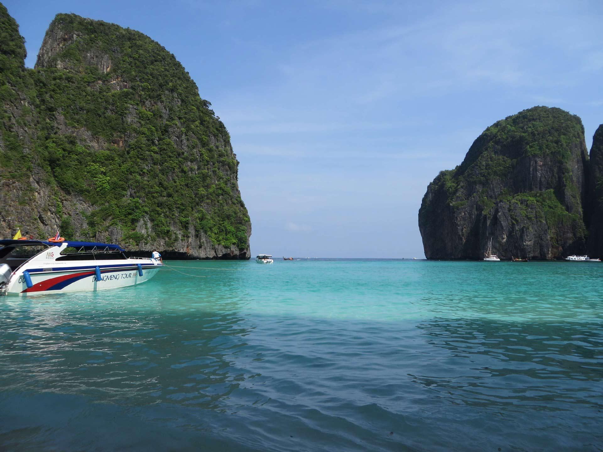 Thailand-Reisende